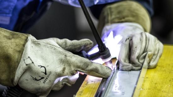 varilec TIG welding